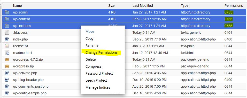 change-permission
