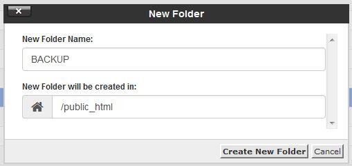 Cara Update Manual WordPress Melalui Filemanager