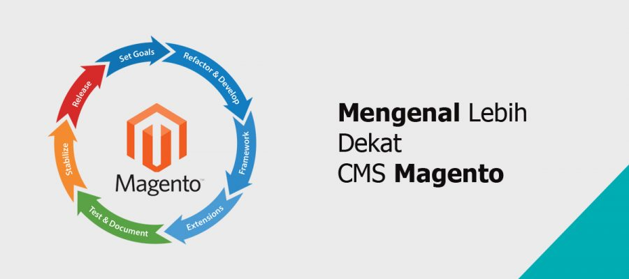 Mengenal Lebih Dekat CMS Magento