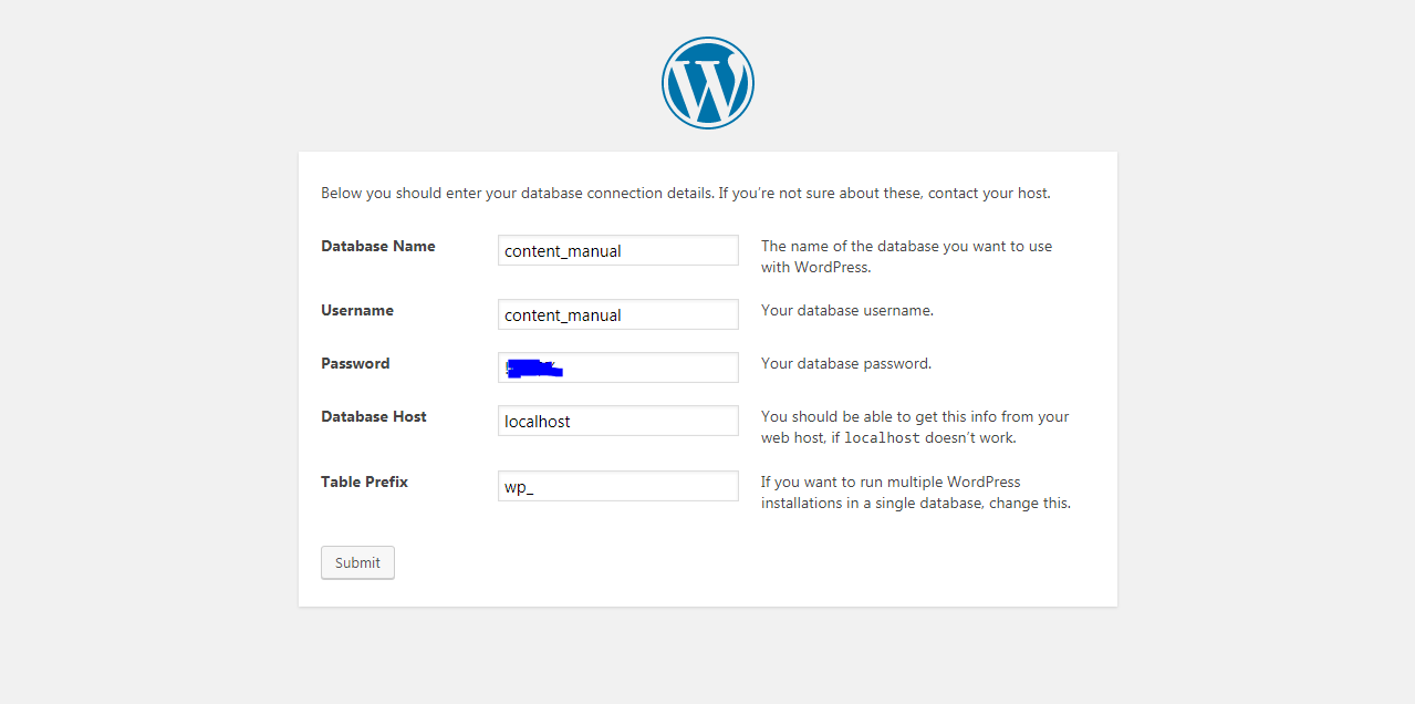 Cara Instalasi WordPress Secara Manual