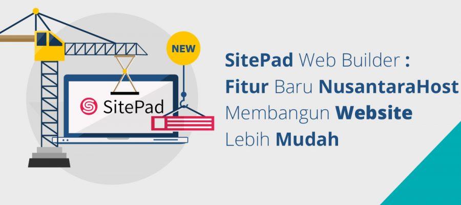 SitePad Membangun Website Menjadi Lebih Mudah!